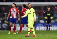 アトレティコと引き分けたバルセロナ photo/Getty Images
