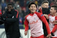 スーパーゴールでチームの勝利に貢献 photo/Getty Images