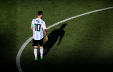 代表を離れているメッシ photo/Getty Images