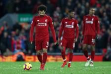 2試合連続で引き分けたリヴァプール photo/Getty Images