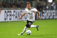 ドイツ代表でプレイしていたゲッツェ photo/Getty Images