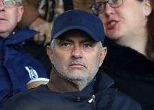 モウリーニョは昨年12月にマンUの監督を解任となった photo/Getty Images