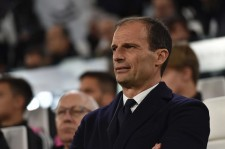 アッレグリは2014年にユヴェントスの指揮官に就任した photo/Getty Images