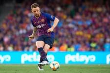 バルセロナのラキティッチ photo/Getty Images
