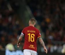 2018-19シーズン限りでローマを退団したデ・ロッシ photo/Getty Images