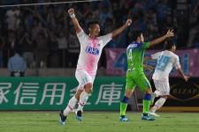 途中出場でチームに勢いをもたらした豊田 photo/Getty Images