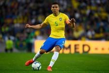 ブラジル代表のカゼミロ photo/Getty Images