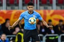 ウルグアイの世代別代表でもプレイするアラウホ photo/Getty Images
