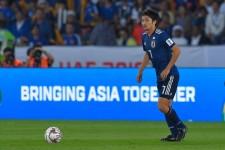 日本代表の柴崎 photo/Getty Images