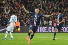 マルセイユ戦で2ゴールの活躍を見せたイカルディ photo/Getty Images