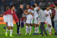 アジアカップ2019を制したカタール photo/Getty Images