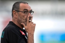サッカー界屈指の愛煙家として知られるサッリ photo/Getty Images