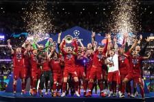 2018-19シーズンの欧州王者に輝いたリヴァプール photo/Getty Images