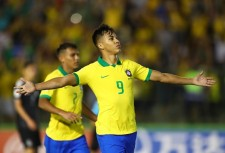 U-17ブラジル代表でもプレイするカイオ・ジョルジ photo/Getty Images