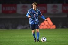 東京五輪世代のキャプテンを任されてきた中山雄太 photo/Getty Images