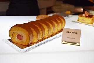 ホテルニューオータニ大阪のいちご尽くしのスイーツビュッフェに行ってきた