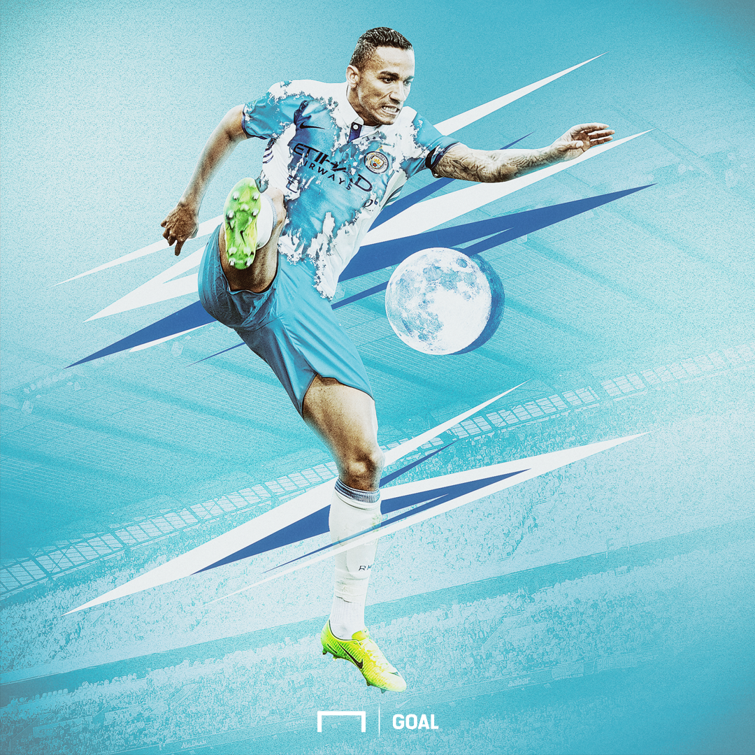 EMBED ONLY Danilo Manchester City GFX