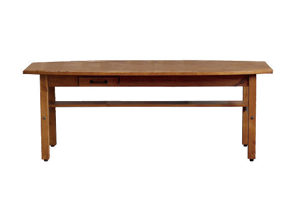 conte-Lime boat shape table 1200