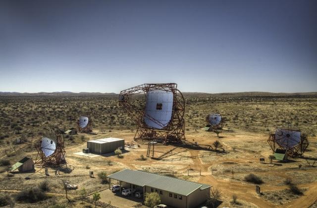 ヘス望遠鏡
