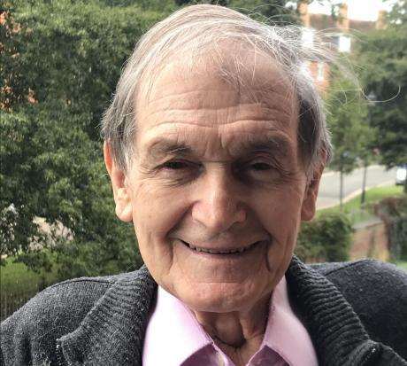 Roger Penroseさん
