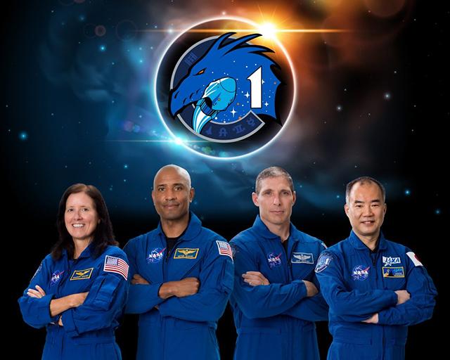 クルー1ミッションの宇宙飛行士