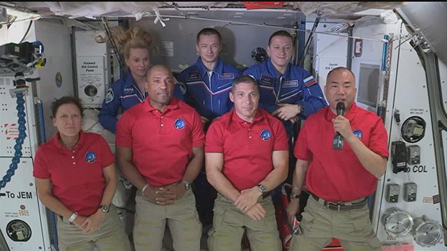 クルードラゴン Crew-1