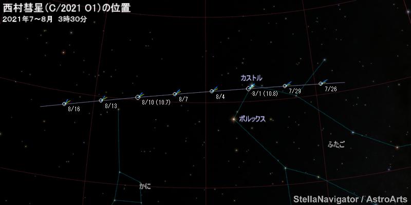 赤道座標の星図