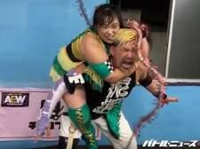 藤田ミノルが生放送で水森由菜とラストマン・スタンディングマッチ!「ドラマチックなことがそうそう起きてたまるか」
