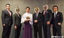 神田明神とリアルジャパンプロレスの各種コラボが発表された