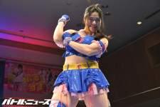 尾崎妹加はリアルジャパンプロレスの女子マッチに臨む