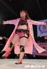 松本都はリアルジャパンプロレスの女子マッチに臨む