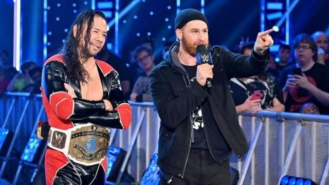 【WWE】中邑&ゼインがブライアンの勧誘に失敗