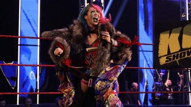 """【WWE】王者アスカ vs """"大女""""ナイアのロウ女子王座戦がPPV「バックラッシュ」で決定"""