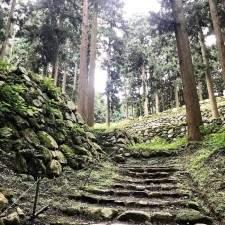 【日本名城】七尾城 上杉謙信が落城に苦戦した日本五大山城!