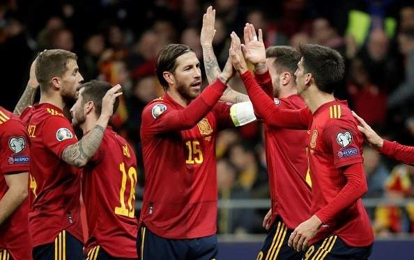 """21世紀では""""最長記録"""" スペイン代表の連続試合得点が驚異的"""