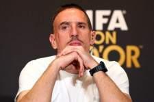 2012-13シーズンに大活躍を披露するも、バロンドール受賞とはならなかったリベリ photo/Getty Images