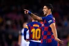 バルセロナにL・マルティネスを引き入れたいスアレス photo/Getty Images