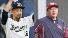 (左から)西武・松坂大輔、ソフトバンク・東浜巨、阪神・西勇輝ⒸSPAIA