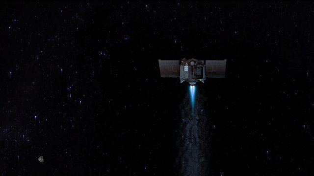 探査機オシリス・レックスが小惑星を出発。2023年9月に地球帰還へ