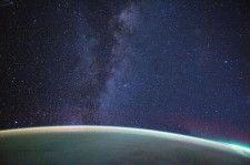 ISSから見た星空(2021年4月8日撮影)