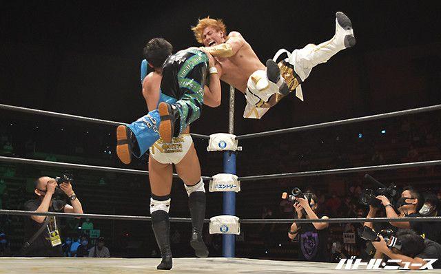 DRAGON GATEの新世代組が横須賀ススム&ドラゴン・キッドを倒し王座防衛!「完全に踏み台にされた」