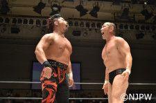 鷹木信悟と鈴木みのるのNEVER無差別級王座戦が決定的となった