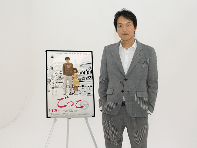 衝撃の結末!映画『ごっこ』主演・千原ジュニアさんインタビュー