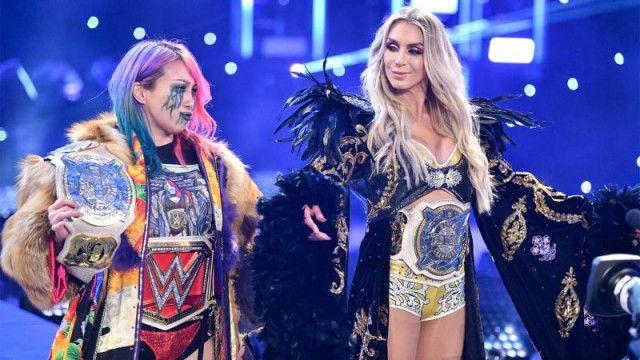 【WWE】リックフレアーがまさかの裏切り?アスカ&シャーロットがまさかの2021年初戦黒星