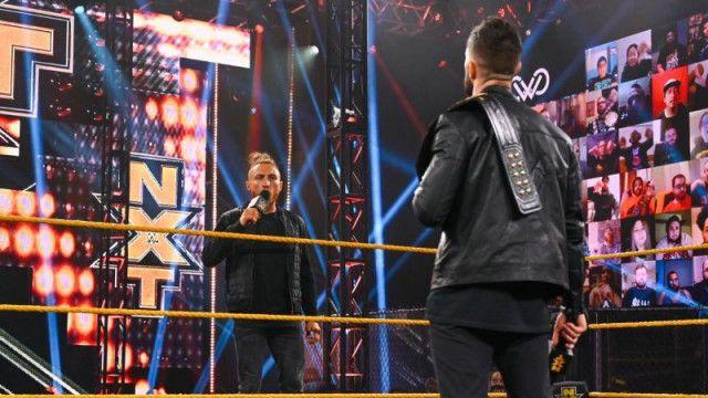 【WWE】王者ベイラーとアンディスピューティッド・エラがピート・ダン&タッグ王者ローカン&バーチと襲撃合戦