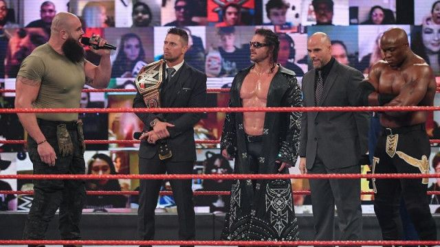 【WWE】新王者ミズとキャシュインを手助けしたラシュリーのWWE王座戦が次週決定