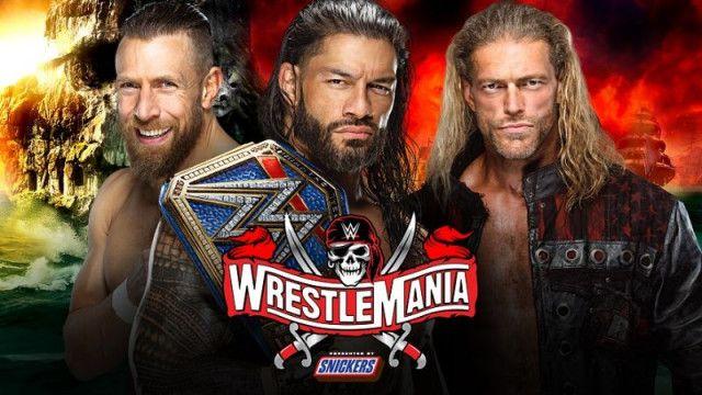 【WWE】祭典「レッスルマニア37」全2日間の対戦カードを発表