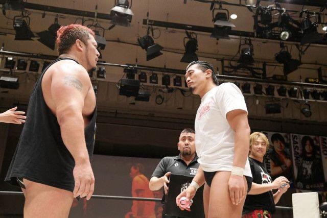 【DDT】樋口和貞が「KING OF DDT」前年覇者・遠藤哲哉を下しHARASHIMAとの消耗戦を制した火野裕士と準決勝で激突!