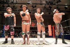 【DDT】上野勇希が翔太を破り王座防衛に弾み!1.9後楽園でのUNIVERSAL王座前哨戦