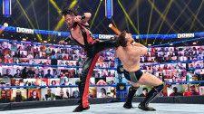 【WWE】中邑真輔がガントレット戦で快進撃も王者レインズの策略で王座挑戦権届かず